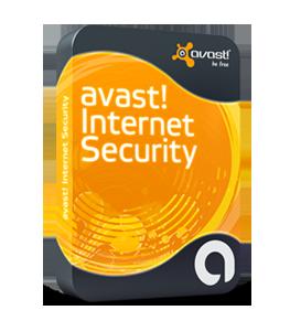 Capa Avast Internet Security v6.0 + Crack