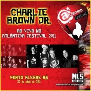 Baixar CD Papas da Língua   Ao Vivo no Atlantida Festival