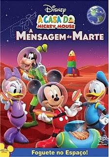 desenho Download   A Casa do Mickey Mouse: A Mensagem de Marte – DVDRip AVI e RMVB Dublado