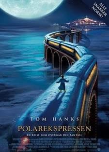 Download O Expresso Polar Dublado RMVB + AVI DVDRip