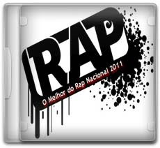 lancamentos Download   O Melhor do Rap Nacional 1990 a 2011