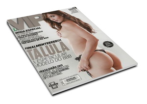 tali Download – Revista VIP – Talula BBB (Maio 2011)